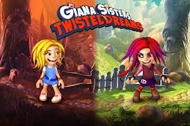 Игра Giana Sisters: Twisted Dreams