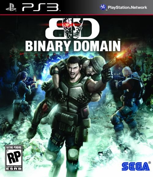 Игра BINARY DOMAIN