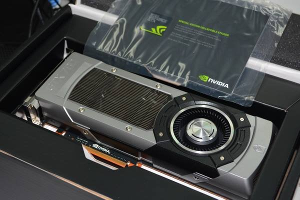 Все о видеокарте GeForce GTX 770