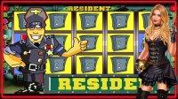 Resident — игровой автомат про шпиона «сейфы»