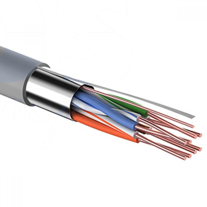 Особенности и преимущества сетевого кабеля FTP 5e